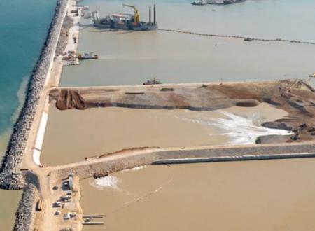 Il Comitato cittadino per la bonifica marina e Legambiente si costituiscono parte civile; al via il dibattimento del processo per il nuovo porto