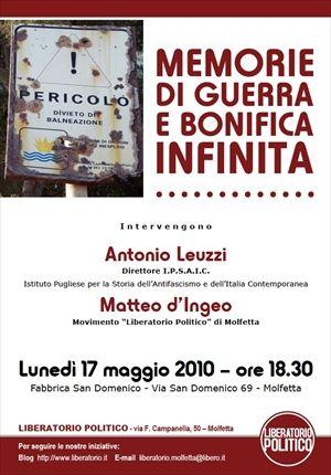 Conferenza 17.5.2010