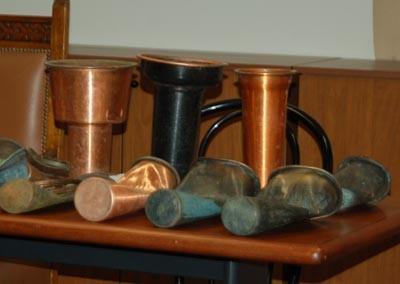 Tre presunti ricettatori molfettesi nascondevano circa 200kg di rame