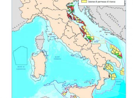TRIVELLE NEI MARI D'ITALIA: LA RAPINA AUTORIZZATA DAL GOVERNO RENZI!