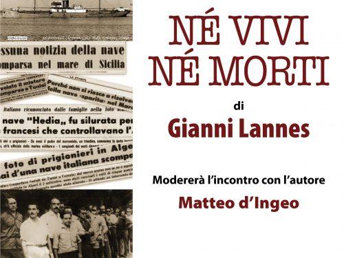 Né vivi né morti di Gianni Lannes