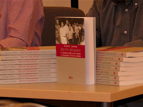 """Presentazione del libro di Gianni Lannes """"Né vivi né morti"""", una serata ricca di emozioni e verità"""