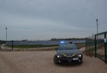 Operazione 'Raggio di Sole', Guardia di Finanza sequestra impianti fotovoltaici