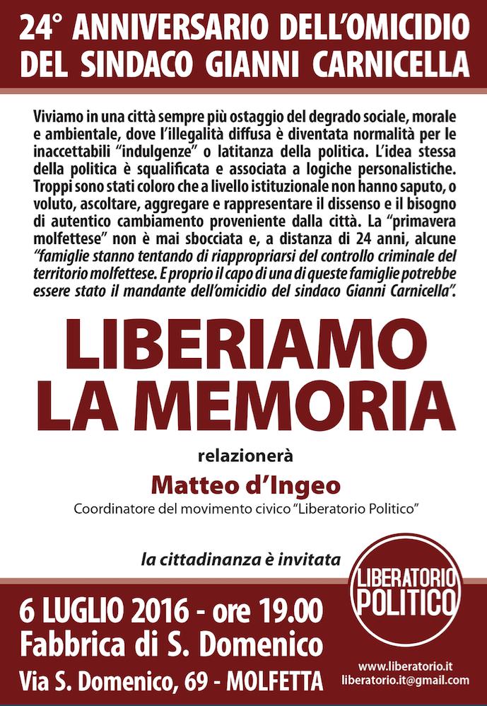 Manifesto 6.7.2016