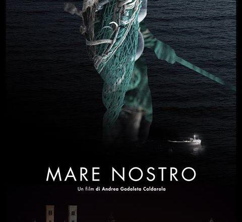 """""""Mare Nostro""""- film documentario di Andrea Gadaleta Caldarola- Venerdì 26 agosto, Molfetta, Fabbrica di San Domenico, ore 21:00"""