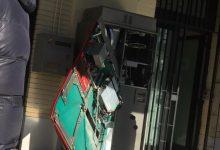 Distrutta la biglietteria automatica della Stazione Ferroviaria di Molfetta
