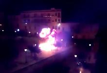 Quando le bombe, e non semplici fuochi d'artificio, esplodono a ritmo di musica