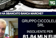 """Mentana svela i nomi dei debitori delle banche, tra di loro la molfettese """"Ciccolella Srl"""""""