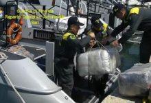 Monopoli, 600 chili di marijuana su un motoscafo fermato al largo: due arresti