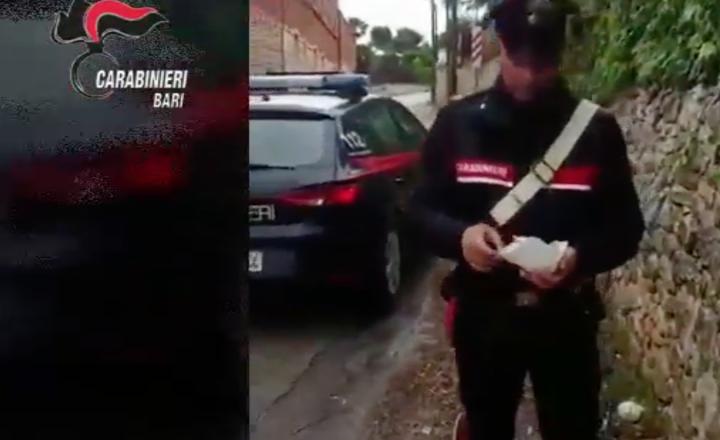 Traffico di droga, blitz dei carabinieri contro i Dello Russo: sette arresti