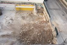 Il Commissario e il Dirigente Binetti tacciono sul cantiere di via Gesmundo