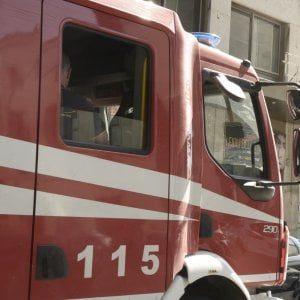 Andria, incendio doloso danneggia la villa di una dirigente comunale