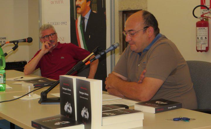 Convegno 25° anniversario omicidio Gianni Carnicella – 6.7.2017 – Prima parte