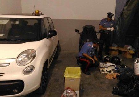 """Foggia, commando armato bloccato all'uscita di un garage: """"Erano pronti a uccidere"""""""