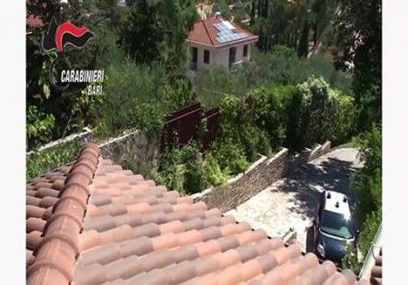 Sequestrato residence di un noto istituto di credito a Corato, ma nella disponibilità di un pregiudicato