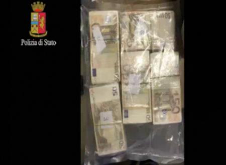 Bari, controlli nella casa del boss: un milione di euro in contanti nascosti in una parete