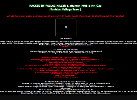 """Attacco hacker al blog del """"Comitato Bonifica Molfetta"""""""