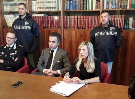 La Curione: «Gli arrestati legati ai clan Di Cosola e Diomede»