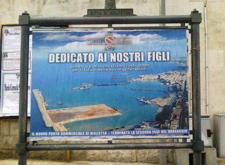 L'11 dicembre la prossima udienza per il processo sul porto di Molfetta