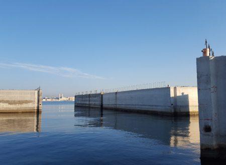 Il prossimo 8 Gennaio il via al processo sulla costruzione del nuovo Porto di Molfetta