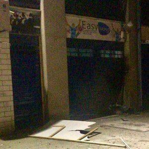 Foggia, due esplosioni nella notte: nel mirino del racket un bar e un'agenzia di scommesse