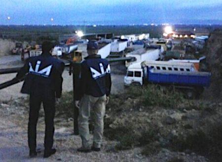 Traffico di rifiuti, Dia confisca  beni per 6 milioni nel Foggiano