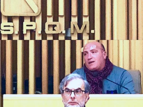 Nell'ultima seduta di Consiglio Comunale nessun consigliere ha chiesto la parola per fatto grave sull'eventuale incompatibilità di  Pino Amato