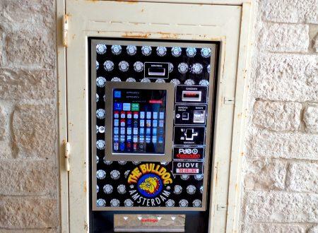 Dopo 25 anni un ricorso storico; una porta diventa distributore automatico, all'insaputa della soprintendenza?