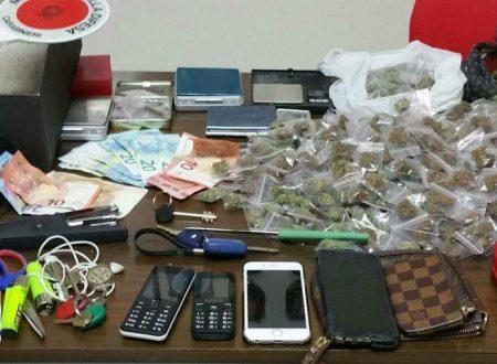 Ancora un giovane molfettese arrestato per spaccio di droga