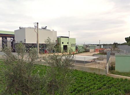 La Centrale Powerflor è disattivata