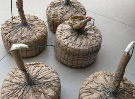 Vieste, cinque bombe in un locale: arrestato 25enne incensurato