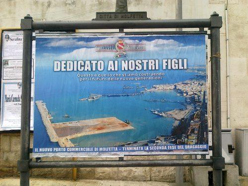 Riprende il processo sul nuovo porto di Molfetta, prossima udienza l'8 ottobre