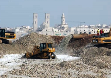 I Dirigenti del Ministero degli Interni spiegheranno, domani, come giungevano al Comune di Molfetta i finanziamenti per il nuovo porto
