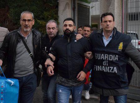 Arrestati Tommy Parisi e Michele Martiradonna per associazione mafiosa ed esercizio abusivo di attività di gioco e scommesse