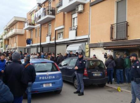 San Severo: raffiche di mitra in strada, ucciso boss Russi, 2 feriti