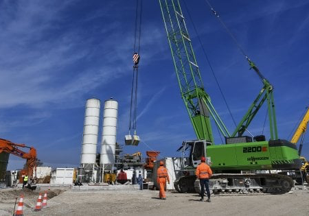 Gasdotto Tap, falda inquinata e ulivi espiantati: 15 indagati per reati ambientali