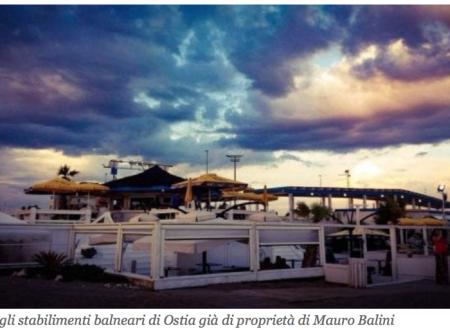 """Ostia, """"aveva rapporti coi clan Fasciani e Spada"""": la Finanza confisca 516 milioni all'imprenditore Mauro Balini"""