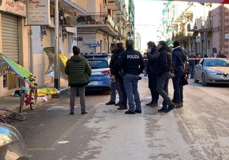 Maxi operazione antidroga a Barletta, condotta daipm Giuseppe Maralfa, Giuseppe Gatti e Lidia Giorgio