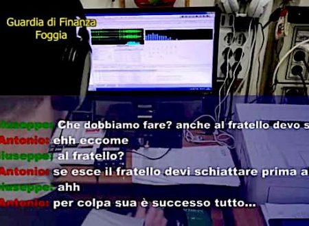 Bombe a Foggia, blitz polizia, CC e GdF: 16 arresti, 4 legati al clan Moretti