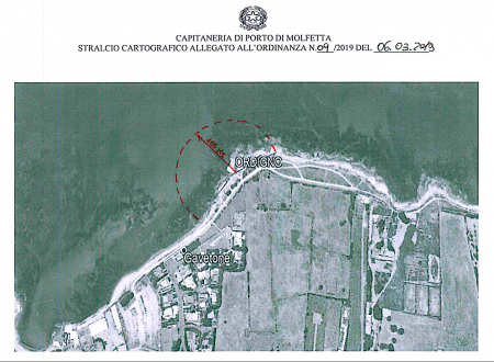 Ancora interdetta la spiaggia di Torre Gavetone per la presenza di ordigni bellici inesplosi