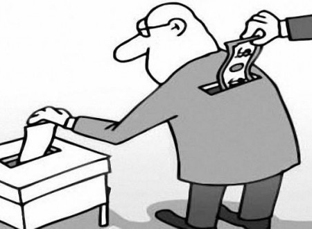 Elezioni, il business del voto di scambio: fino a 100 euro a famiglia