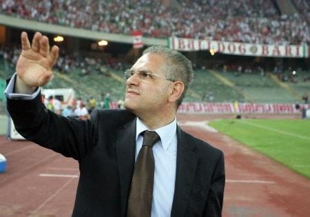 L'ex patron del Bari Giancaspro resterà in carcere: «Non ha chiarito i fatti»