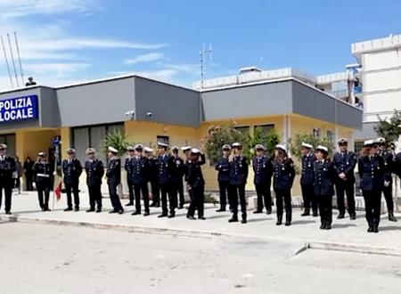 """Sfortunata l'inaugurazione della nuova sede della Polizia Municipale, """"boicottata"""" la sua benedizione."""