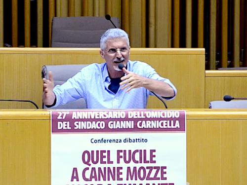 """""""Quel fucile a canne mozze ancora fumante"""": 27 anni dalla morte di Gianni Carnicella"""