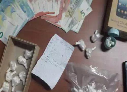 Spacciavano cocaina: polizia smantella banda di andriesi, 6 arresti