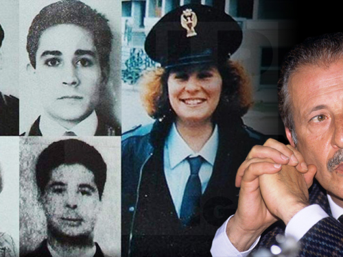 """Il procuratore generale della Cassazione, Riccardo Fuzio, scrive a Fiammetta Borsellino. La figlia del giudice: """"Lettera vergognosa""""."""