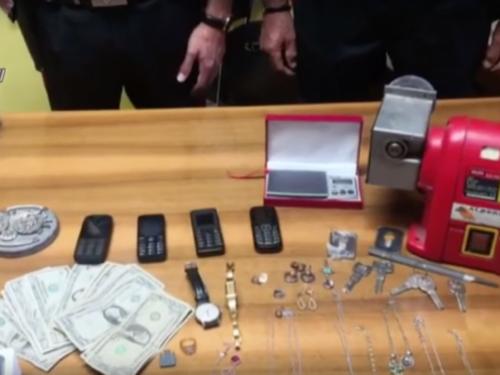Banda specializzata in furti in abitazione fermata dai Carabinieri nel nord barese
