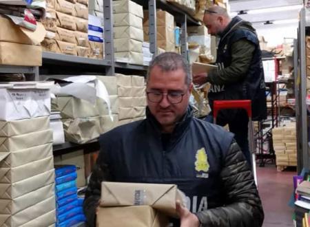"""Fallimento """"Schena Editore"""": indagine per bancarotta, sequestro da 1,3 milioni"""