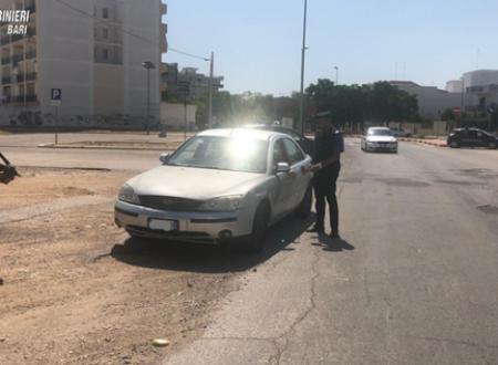 """Andria, scoperto """"taxi della cocaina"""": arrestato pusher"""