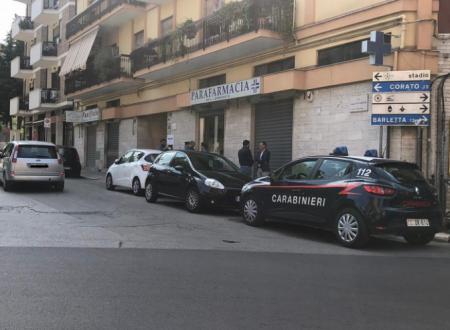 Parafarmacia di Trani, il conduttore ha ammesso di aver utilizzato il punto vendita come deposito dietro minaccia.